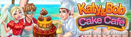 Katy & Bob: Cake Cafe Collector's Edition screenshot