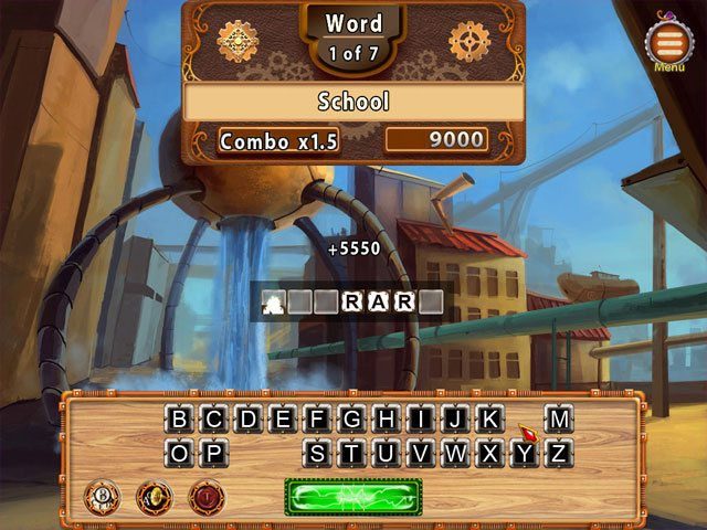 Words with Gizmos large screenshot