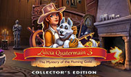 Alicia Quatermain and Mystery of the Flaming Gold CE