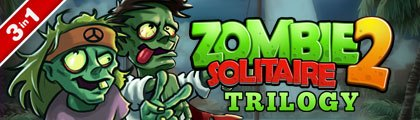 Zombie Solitaire 2 - Trilogy screenshot