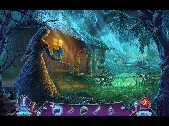 Myths of the World: The Whispering Marsh Collector's Edition large screenshot