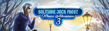 Solitaire Jack Frost Winter Adventures 3 screenshot