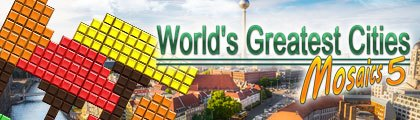 World's Greatest Cities Mosaics 5 screenshot