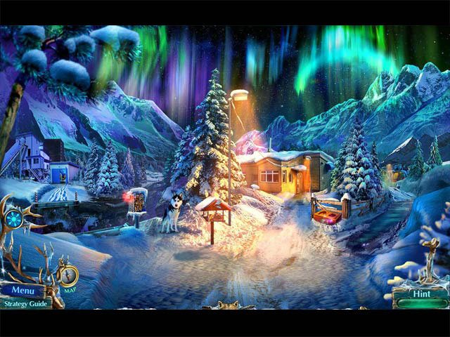 Mystery Tales: Alaskan Wild Collector's Edition large screenshot