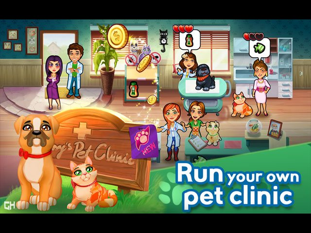 Dr. Cares - Amy's Pet Clinic Platinum Edition large screenshot