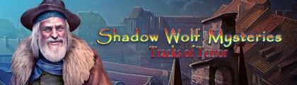 Shadow Wolf Mysteries: Tracks of Terror screenshot