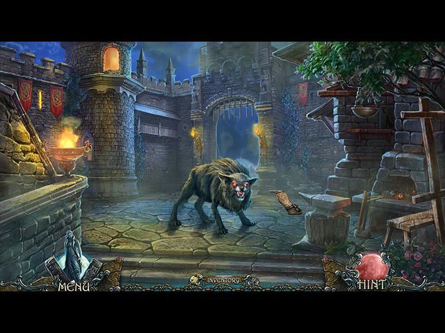 Shadow Wolf Mysteries: Tracks of Terror large screenshot