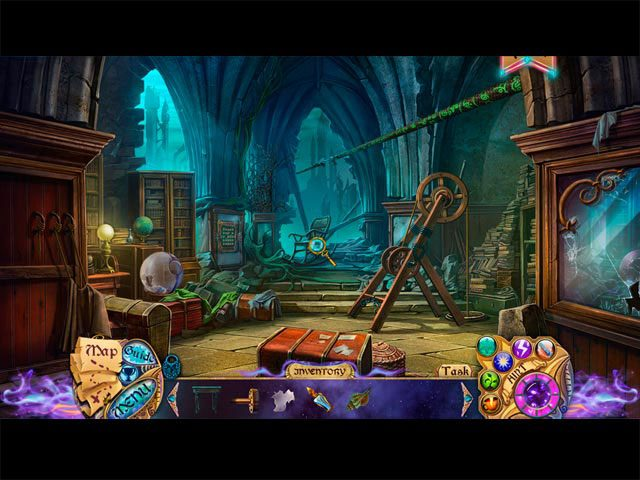 Shrouded Tales: Revenge of Shadows Collector's Edition large screenshot