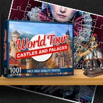 1001 Jigsaw World Tour Castles and Palaces