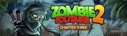 Zombie Solitaire 2 - Chapter 3 screenshot