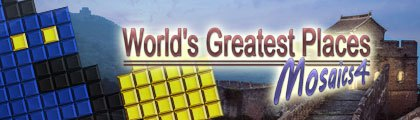 World's Greatest Places Mosaics 4 screenshot