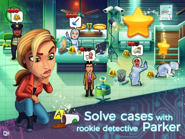 Parker & Lane: Criminal Justice Platinum Edition large screenshot