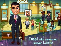 Parker & Lane: Criminal Justice Platinum Edition thumb 3