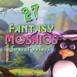 Fantasy Mosaics 27: Secret Colors