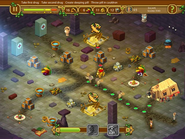 Chase for Adventure 3 - The Underworld Collector's Edition large screenshot