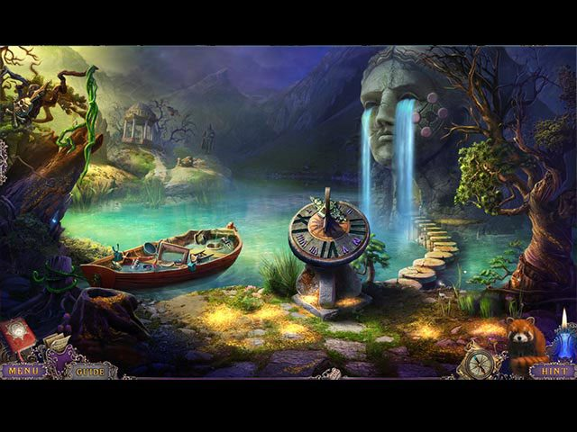 Whispered Secrets: Golden Silence Collector's Edition large screenshot