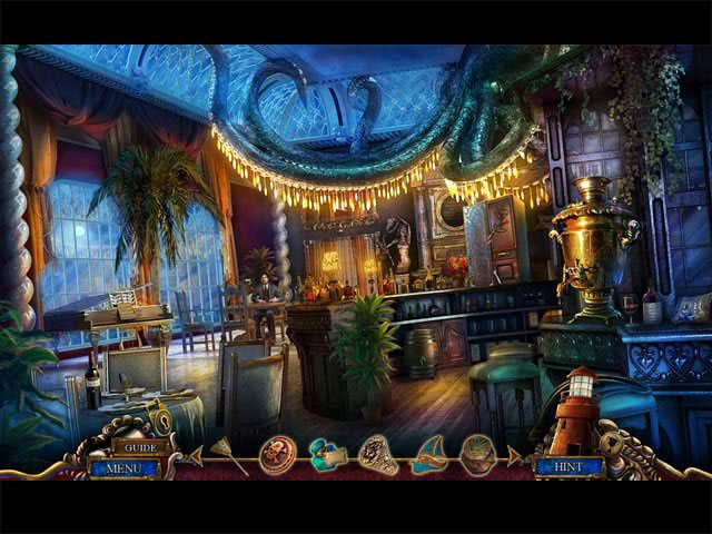 Sea of Lies: Tide of Treachery Collector's Edition large screenshot