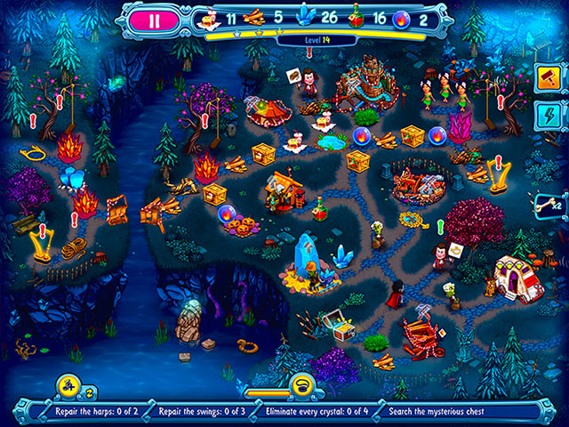 Incredible Dracula: Witches' Curse large screenshot