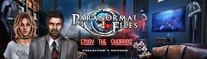 Paranormal Files: Enjoy the Shopping Collector's Edition screenshot