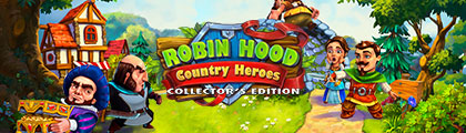 Robin Hood: Country Heroes Collector's Edition screenshot