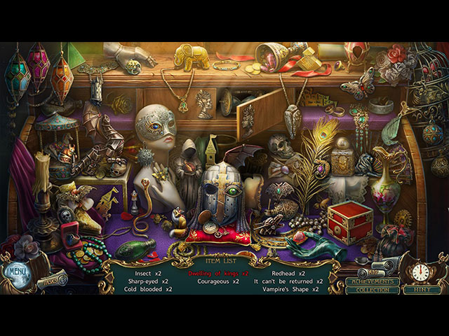 Haunted Legends: The Call of Despair Collector's Edition large screenshot