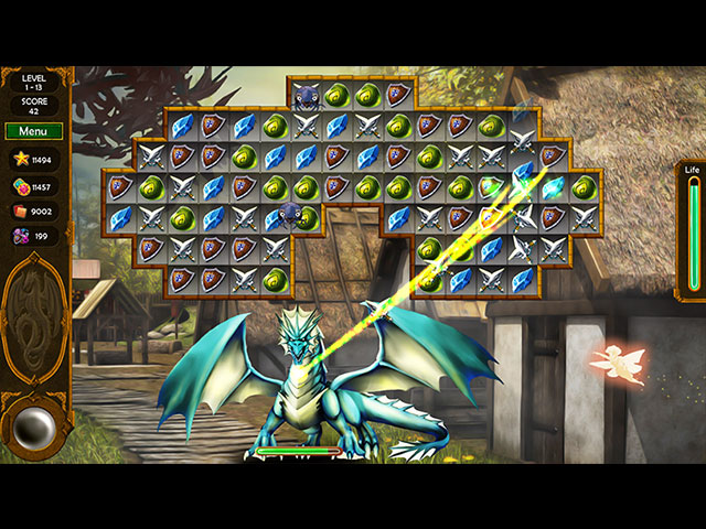 The Legend of Eratus: Dragonlord large screenshot