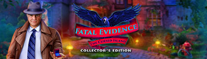 Fatal Evidence: The Cursed Island Collector's Edition screenshot