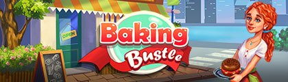 Baking Bustle screenshot