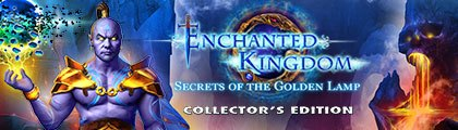 Enchanted Kingdom: The Secret of the Golden Lamp Collector's Edition screenshot