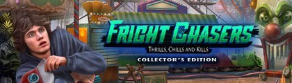 Fright Chasers - Thrills, Chills and Kills Collector's Edition screenshot