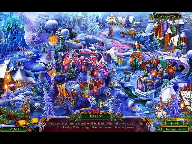 The Christmas Spirit: Grimm Tales Collector's Edition large screenshot