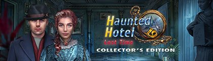Haunted Hotel: Lost Time Collector's Edition screenshot
