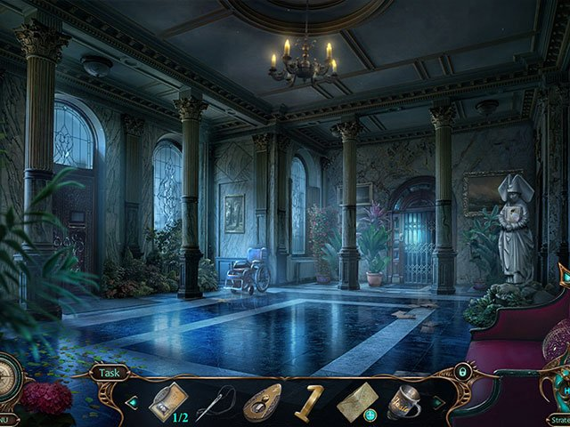Haunted Hotel: Lost Time Collector's Edition large screenshot