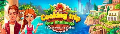 Cooking Trip New Challenge - Collector's Edition screenshot
