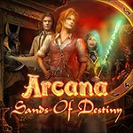 Arcana Sands of Destiny - Collector's Edition