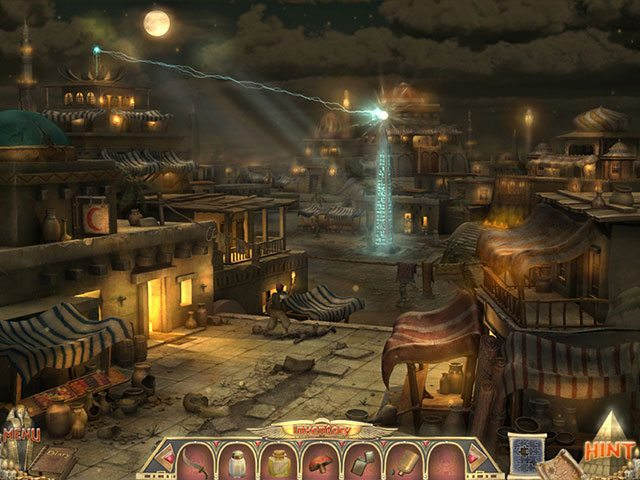 Arcana Sands of Destiny - Collector's Edition large screenshot