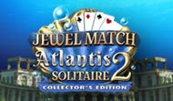 Jewel Match Atlantis Solitaire 2 Collector's Edition