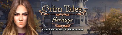 Grim Tales: Heritage Collector's Edition screenshot