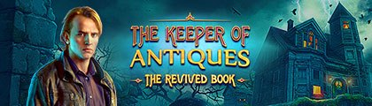 The Keeper of Antiques: The Revived Book screenshot