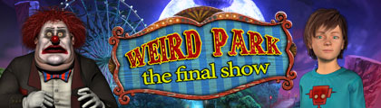 Weird Park: The Final Show screenshot