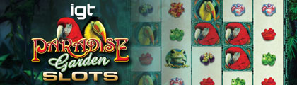 Igt Slots Paradise Garden Free Pc Download Game At Msn Games