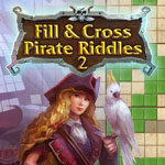 Fill & Cross Pirate Riddles 2