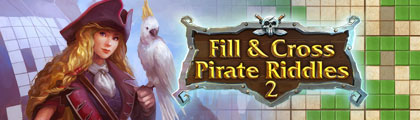 Fill & Cross Pirate Riddles 2 screenshot