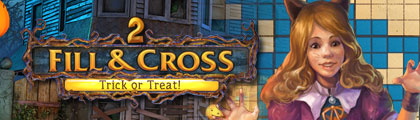 Fill & Cross Trick or Treat 2 screenshot