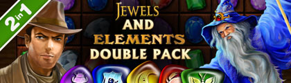 Jewels and Elements Double Pack screenshot