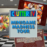 Clutter IV Minigame Madness Tour