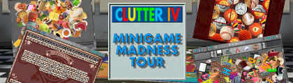 Clutter IV Minigame Madness Tour screenshot