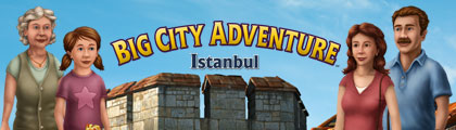 Big City Adventure: Istanbul screenshot