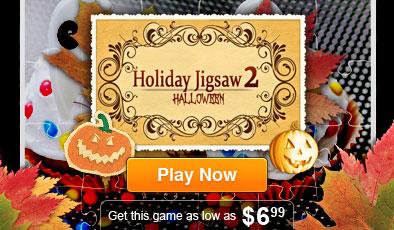 Holiday Jigsaw - Halloween 2