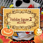 Holiday Jigsaw - Halloween 2